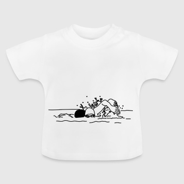 float - Baby-T-shirt