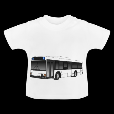 Service bus - Baby-T-shirt