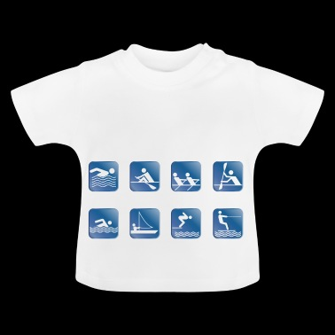 watersport - Baby T-shirt