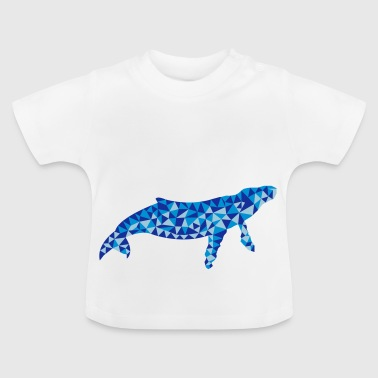 Humpback Whale - Baby T-Shirt