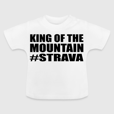 King of the mountain - Baby T-shirt
