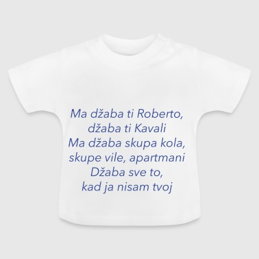 Bosnien - Baby T-shirt