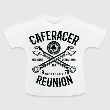 MOTORCYCLE REUNION - London Motorcycle Shirt Design - Baby T-Shirt