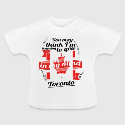 FERIEBOLIG ROOTS TRAVEL Canada Canada Toronto - Baby T-shirt
