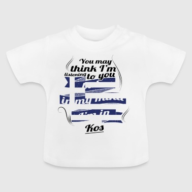 GREECE GREECE TRAVEL IN IN Greece Kos - Baby T-Shirt