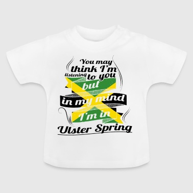 HOLIDAY JAMESICA ROOTS TRAVEL IN Jamaica Ulster - Baby T-Shirt
