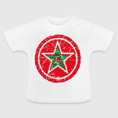 roots star heart love home Morocco png - Baby T-Shirt