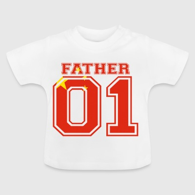 Father father dad 01 queen China - Baby T-Shirt
