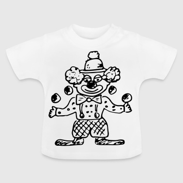 Clown - Baby T-Shirt
