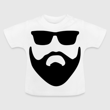 barbe - T-shirt Bébé