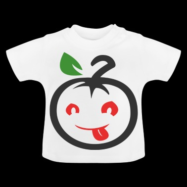 The naughty apple - Baby T-Shirt