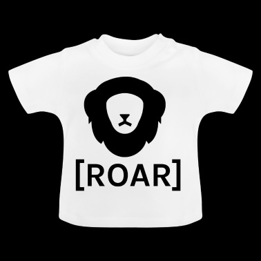 ROAR - LION - Baby T-Shirt