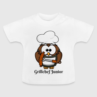 Grillchef Junior - Baby T-Shirt