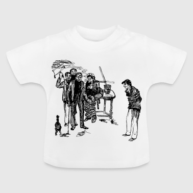 drawing - Baby T-Shirt