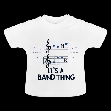A band thing - Baby T-Shirt
