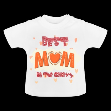 best mum - Baby T-Shirt