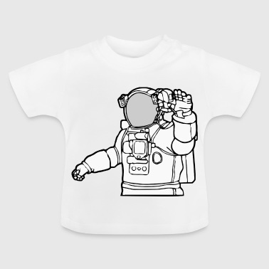 Occupation Astronaut - Baby T-Shirt