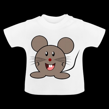 Soso the little mouse - Baby T-Shirt