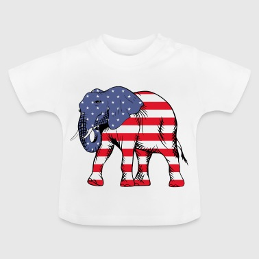 United Elefant - Baby T-Shirt