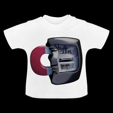 Electricity meter - electrical engineering - Baby T-Shirt