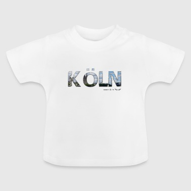 Köln min by favorit Region - Baby T-shirt