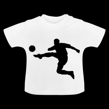 The football player - Baby T-Shirt