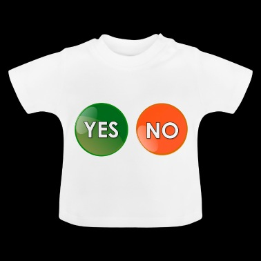 Ja of nee? - Baby T-shirt