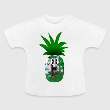 Annanas (Collection Travel) - Baby T-Shirt