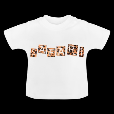 Safari - Baby T-Shirt