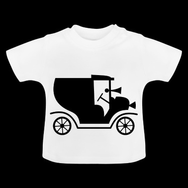 Auto Retro Vintage Automobile Vehicles - Baby T-shirt