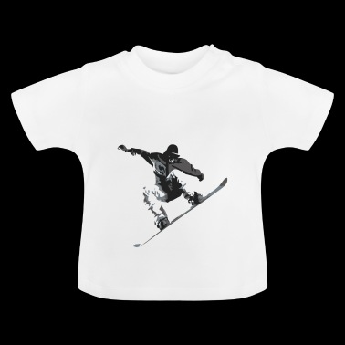Snow Board - Baby-T-shirt