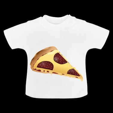 Piece of pizza - Baby T-Shirt
