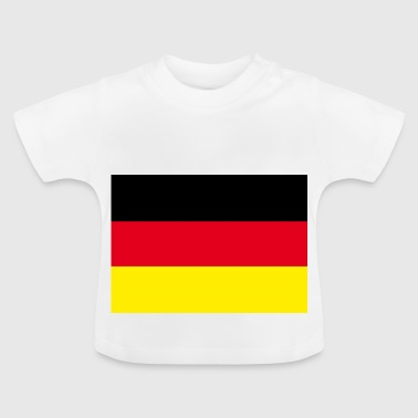 german karta - Baby-T-shirt
