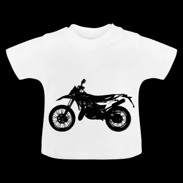 Moto cross - T-shirt Bébé