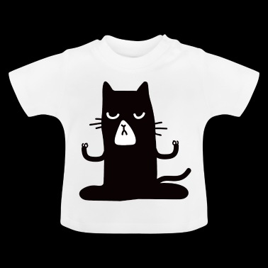 Cat Zen - Baby T-Shirt