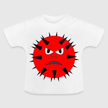 Evil Monster Virus - Baby T-shirt