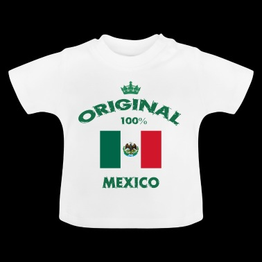 Mexique d'origine - T-shirt Bébé