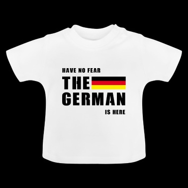 The German - Baby T-Shirt