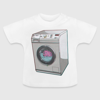 BRAIN WASHED - Baby T-Shirt