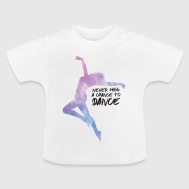 Spring fairy dancing - Baby T-Shirt