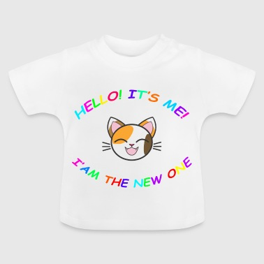 Baby Kitten - A great gift for newborns - Baby T-Shirt