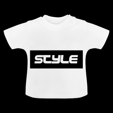 STYLE - Baby T-shirt