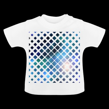Galaxie Sterne Galaxis Planet Astronomie Stern - Baby T-Shirt