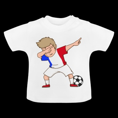 Frankrijk Voetbal - Dabbing Fan World Cup - Baby T-shirt