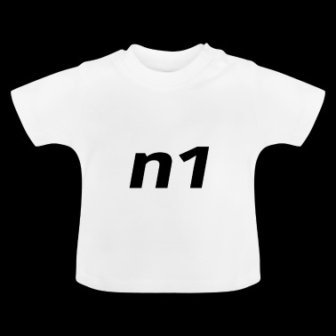 n1 Number One Number One - Baby T-Shirt