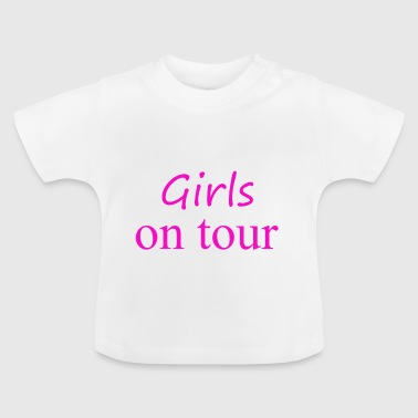 Hen Party Girl Girl Party - Baby T-Shirt