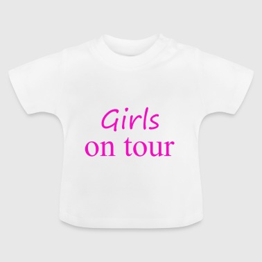 Hen Party Party Girl Girl Party - Baby-T-shirt