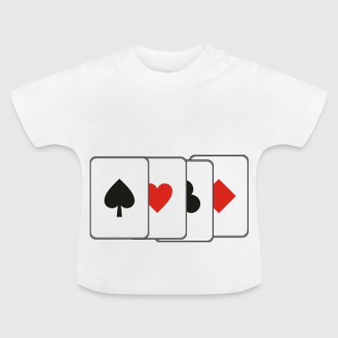 cartes - T-shirt Bébé