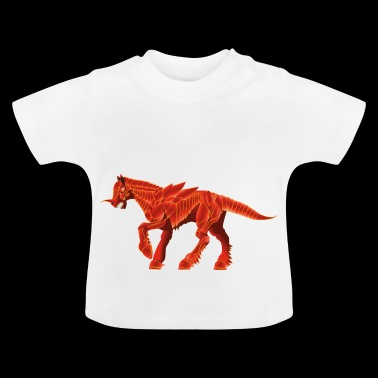 Iron Unicorn - iron unicorn - Baby T-Shirt