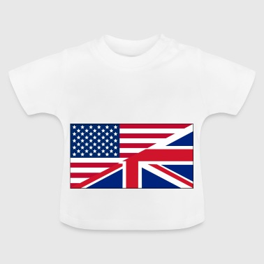 USA UK - Baby T-Shirt